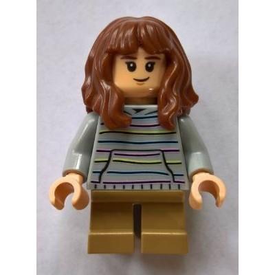 LEGO HEROES MINIFIGURA - LOIS LANE (075)