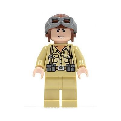 LEGO NINJAGO MINIFIGURA - LLOYD