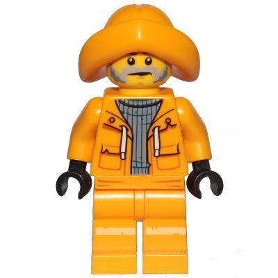 LEGO STAR WARS MINIFIGURA - JEDI CONSULAR
