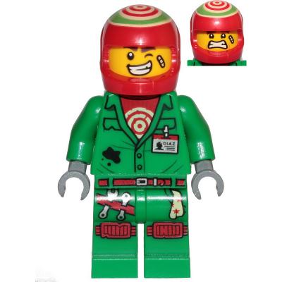 LEGO STAR WARS MINIFIGURA - CHIEF TARFFUL