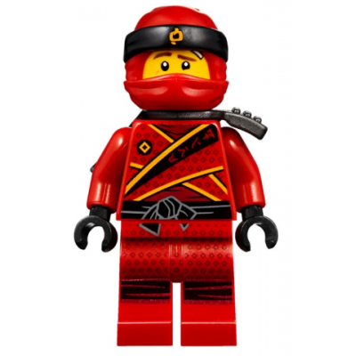 LEGO PIEZA ARMA STAR WARS - DARTH MAUL LIGHTSABER TRANS-RED