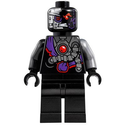 LEGO HEROES MINIFIGURA - BATGIRL
